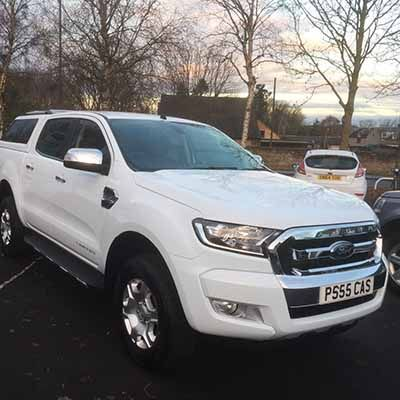 LCS JOINERY OPT FOR FORD RANGER...