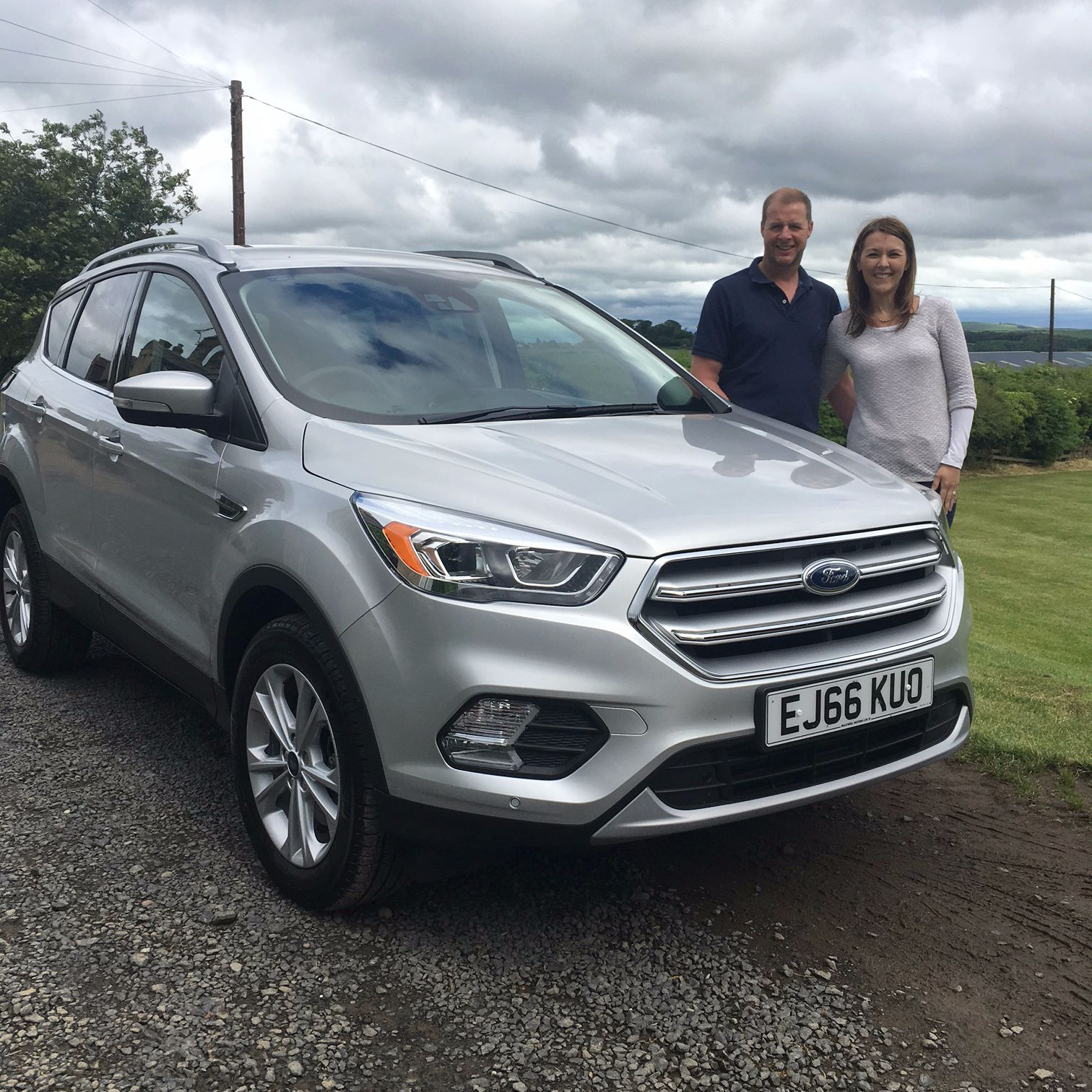 COUPLE OPT FOR FORD KUGA...