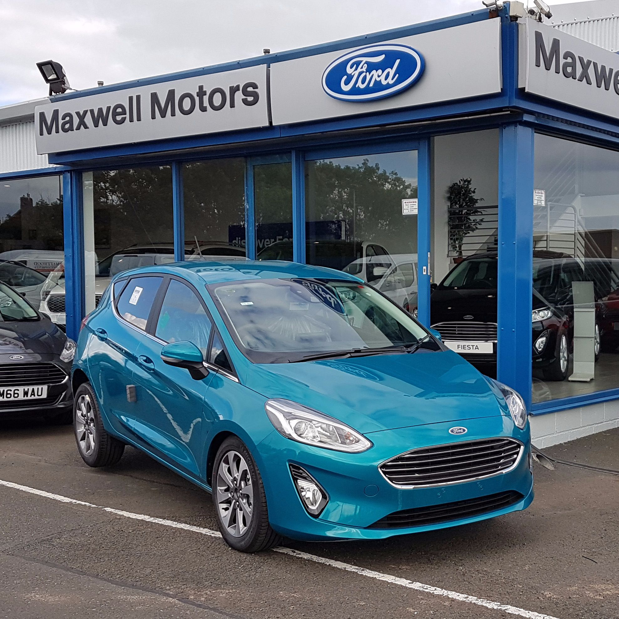 ** New shape ** Ford FIESTA 1.0 100PS Zetec EcoBoost 6 speed Manual