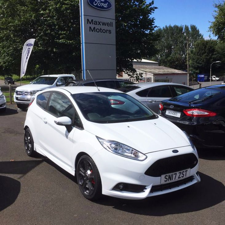 Ford FIESTA 1.6 182PS ST2