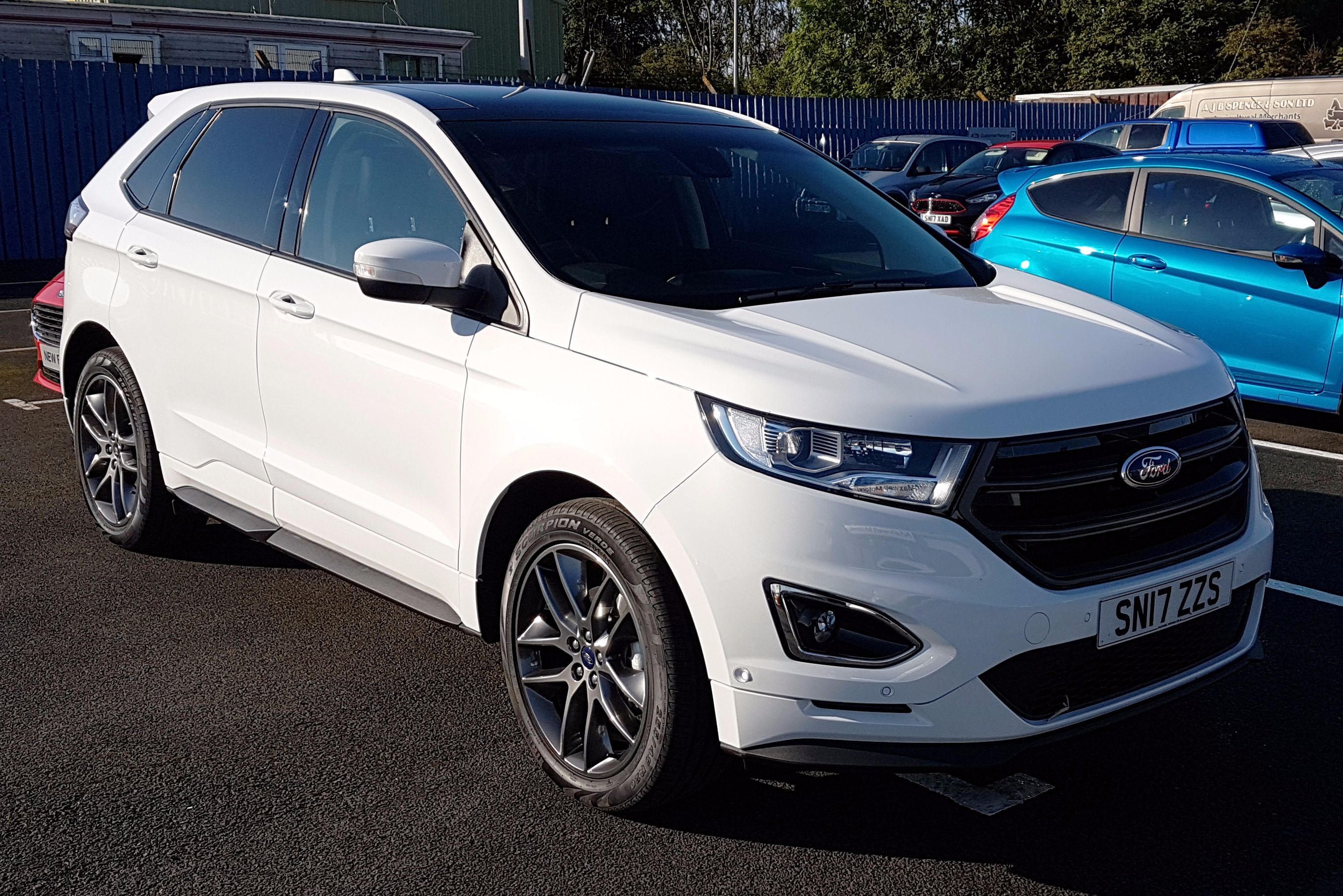 Ford EDGE 2.0 TDCi 210PS Sport Powershift AUTO