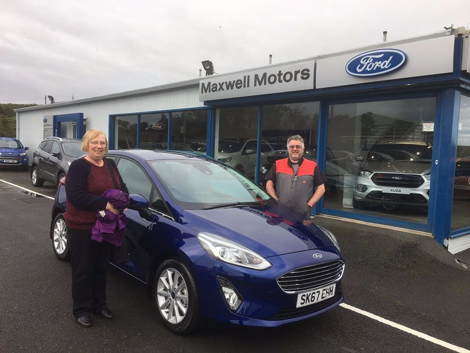'67 PLATE FIESTA FOR HEATHER...