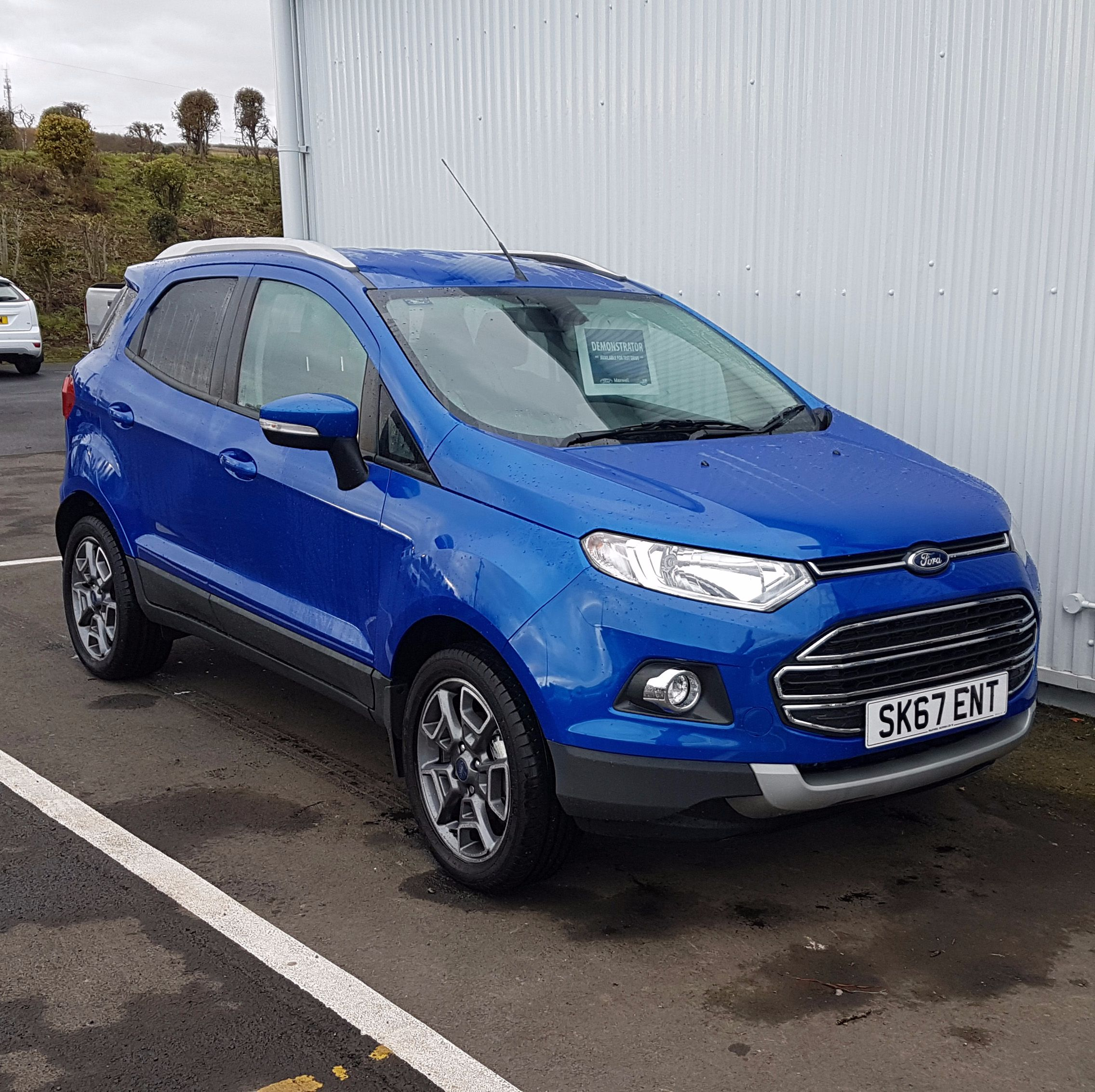 Ford Ecosport 1.0 125PS EcoBoost