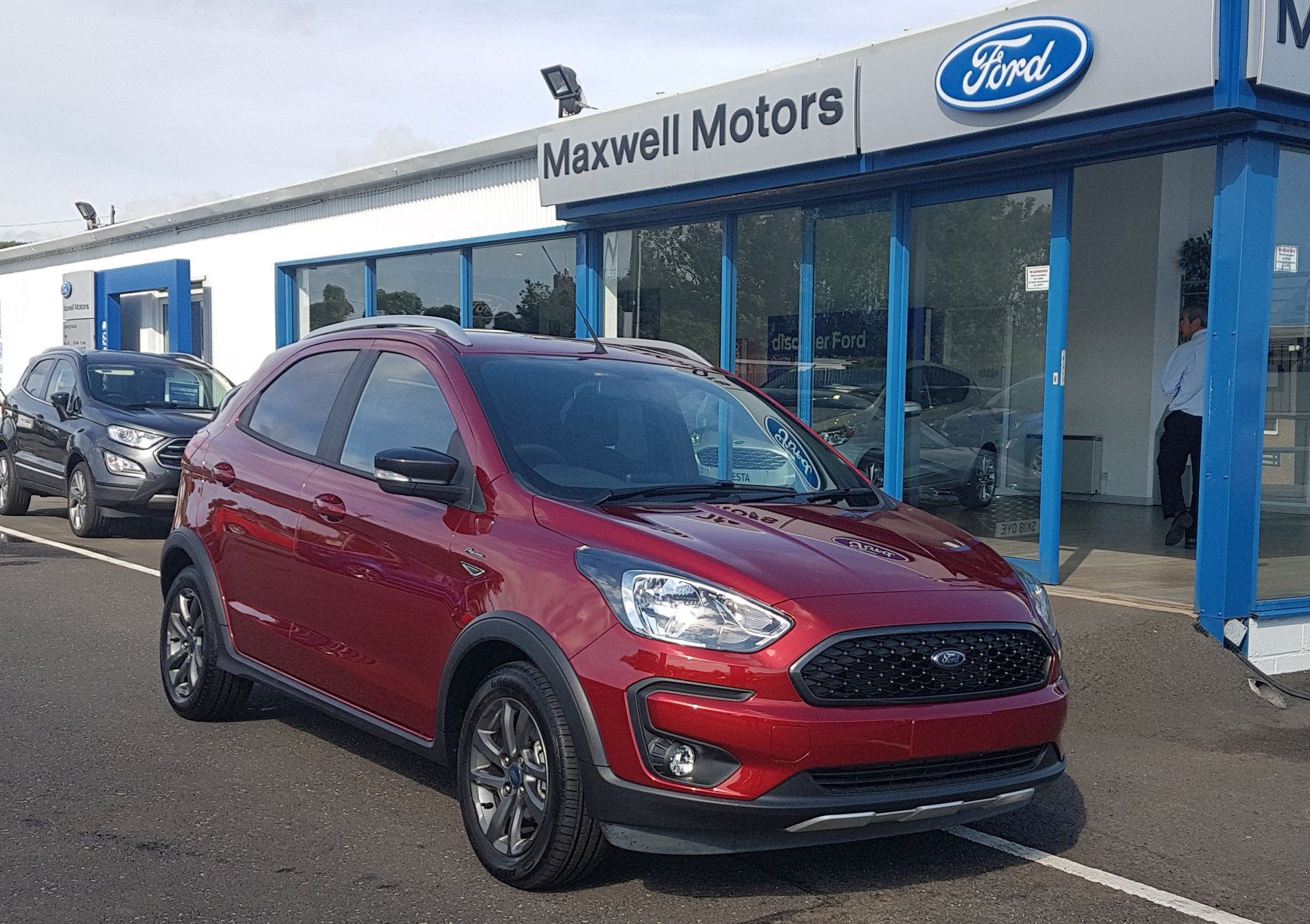 ALL-NEW FORD KA+ ACTIVE READY TO VIEW!