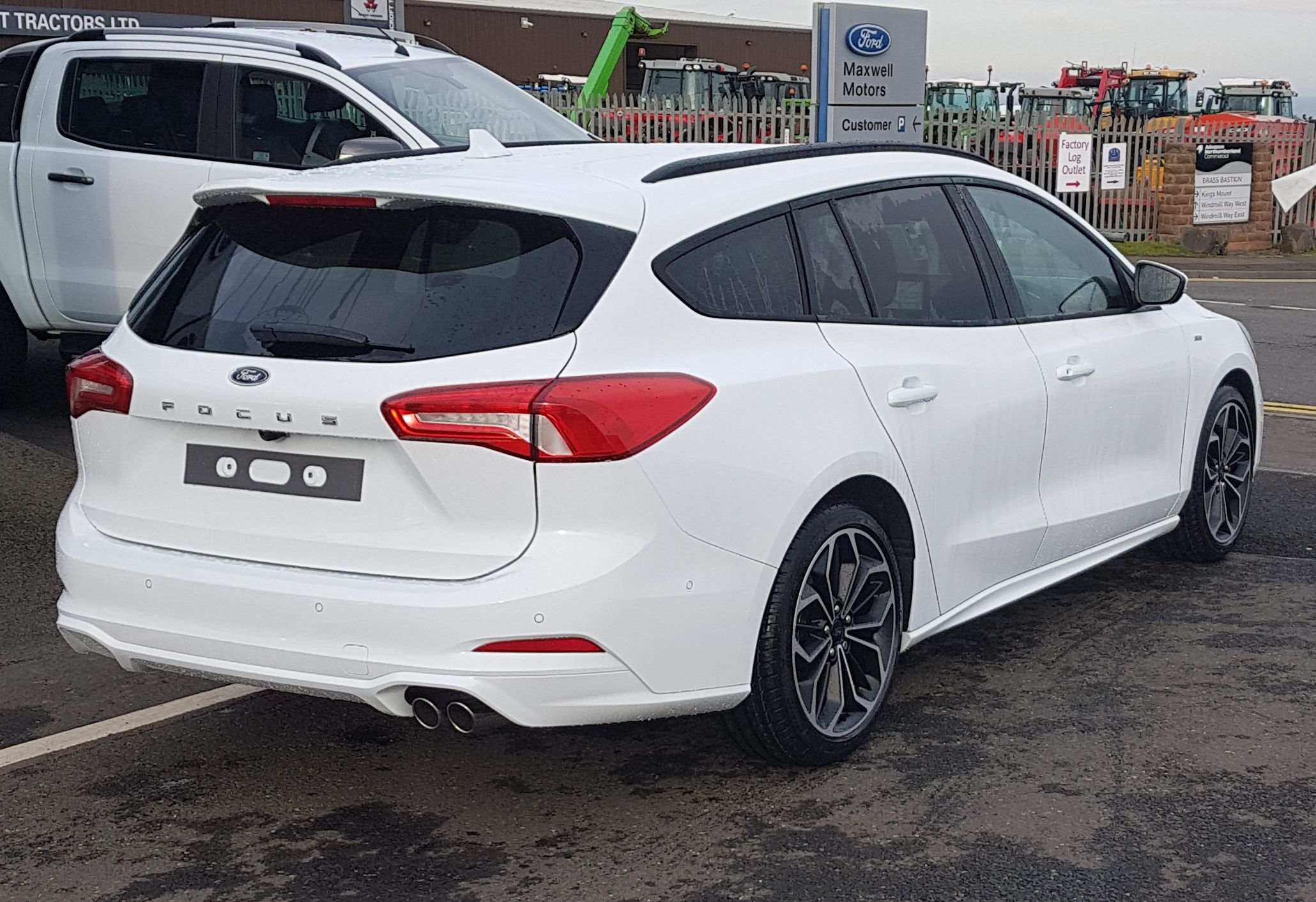 NEW FOCUS ESTATE HAS LANDED!