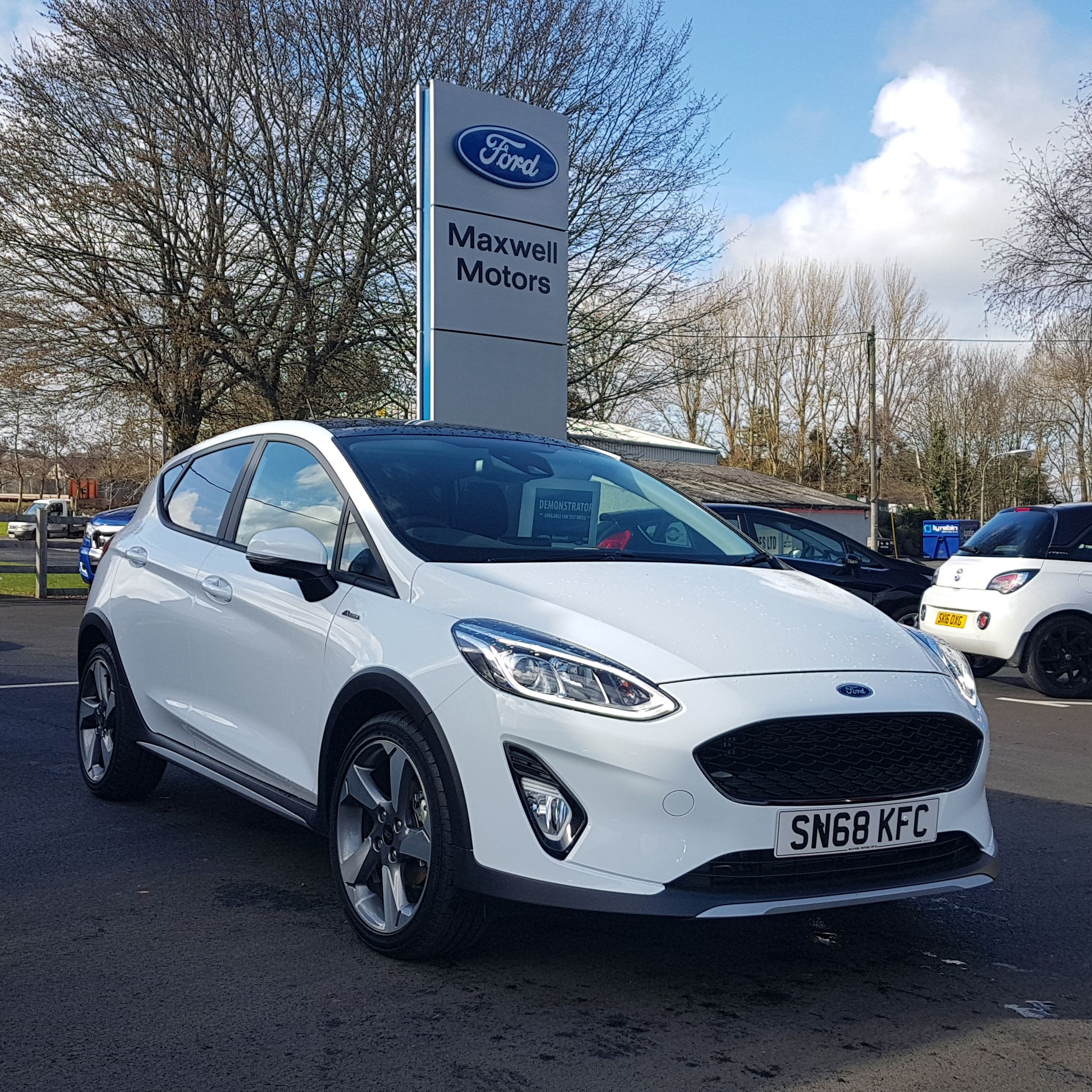 FORD FIESTA ACTIVE X 1.0 ECOBOOST 140PS