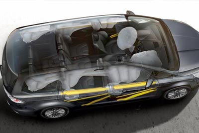 Ford Galaxy - Power Raise Easy Fold Solutions