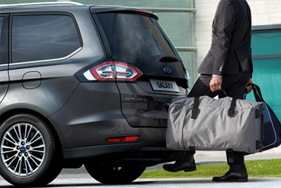 Ford Galaxy - Hands-free Tailgate