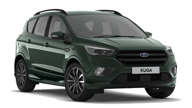Ford Kuga - Available In Green Instinct