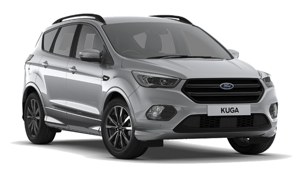 Ford Kuga - Available In Moonlight Silver
