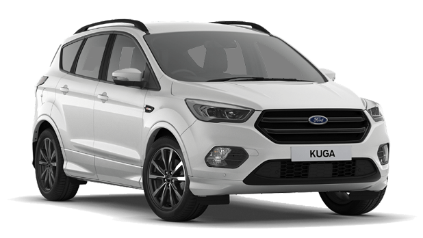 Ford Kuga - Available In Plantinum White