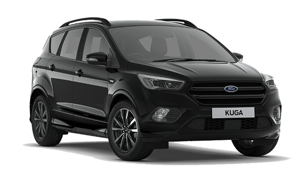 Ford Kuga - Available In Shadow Black