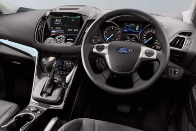 Ford Kuga - Unforgettable Style