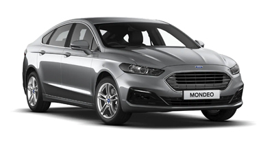 Ford Mondeo - Available In Moonlight Silver