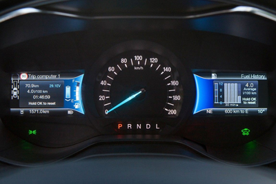 Mondeo Hybrid - Driver Assistance Technologies