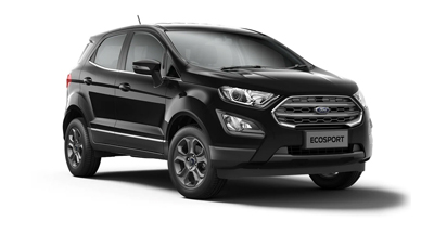 Ford New Ecosport - Available In White Platinum