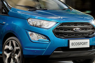 Ford New Ecosport - Safety